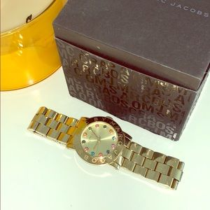 🎉Price Drop🎉Marc by MARC JACOBS watch